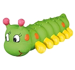 Trixie Caterpillar Latex with Motifs Toy - 26 cm