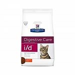Hill's Prescription Diet   i/d Feline Digestive Care Cat Food - 1.8  kg