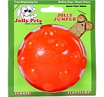 Jolly Pets  Jolly Jumper Dog Toy Orange - 10.1 cm