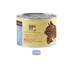 Brunos Wild Essentials Grain Free Wet Cat Food Mackerel & Tuna In Gravy - 170 gm ( 24 Cans)
