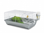 Savic Martha Hamster & Guniea Pigs Cage - (LxBxH - 48 x 30 x 20) cm