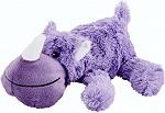 Kong Cozie Rosie Rhino Dog Toy - Medium