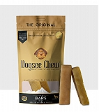 Dogsee Chew 100% natural Long Lasting Medium Bars  Dog Treat -140 gm