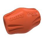 Jolly Pets Flex-n-Chew Bobble Dog Toy Large - Orange