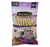 Goodies Energy Treats Calcium Dog Treat - 500 gm