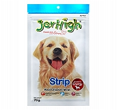 Jerhigh Strip Dog Treat - 70 gm