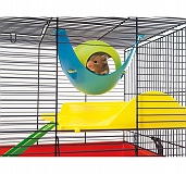 Savic Sputnik Funhouse for Hamsters - (LxBxH - 22x22x13) cm