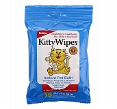 Petkin Kittywipes - 15 wipes