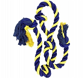 Petsport Giant Five Knot Cotton Rope