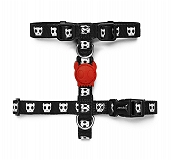 Zeedog Skull Dog H-Harness- Medium