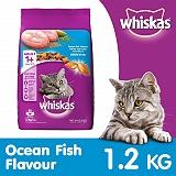 Whiskas Pocket Ocean Fish Cat Food - 1.2 Kg