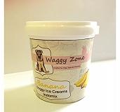 Waggy Zone Doggy Icecream Instamix Banana - 40 gm