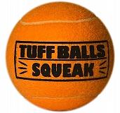 Petsport Giant Tuff Ball Squeak
