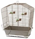 Savic Camille 30 Bird Cage Warm Grey - (LxBxH - 44.9x24.8x47.7 cm)