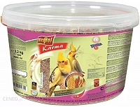 Vitapol Food For Cockatiel Container Pack Bird Food- 2.2 kg