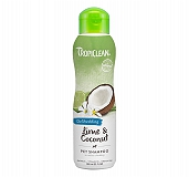 Tropiclean Deshedding Lime & Coconut Shampoo - 355 ml