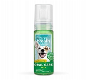 Tropiclean Fresh Breath Fresh Mint Foam - 113 ml