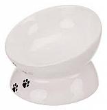 Trixie Cat Cermaic Bowl Raised - 250 ml