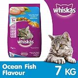 Whiskas Cat Food Pocket Ocean Fish - 7 kg