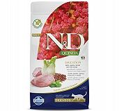 Natural & Delicious Grain Free Quinoa Digestion Lamb Adult - 1.5 Kg