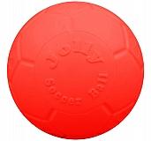 Jolly Pets  Jolly Scoccer Ball Dog Toy Orange - 20.3 cm