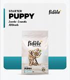 Fidele+  Small & Medium Puppy Dry Dog Food - 1 Kg