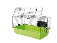 Savic Ambiente 80 Guinea Pig Cage - (LxBxH - 79.7x49.5x43.1 cm)