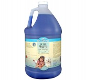 Bio Groom Super White Coat Brightener Dog Shampoo 3.8Litres