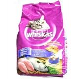 Whiskas Cat Food Pocket Mackerel 1.4 Kg