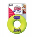 KONG Air Dog Squeaker Donut Dog Toy - Medium