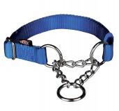 Trixie Dog Premium Choke - Medium - 20 mm - Blue