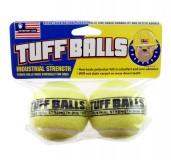 PETSPORT Tuff Balls Dog Toy - 2 Pack