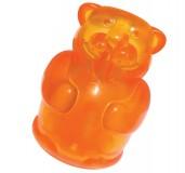 Kong  Squeezz Jels Beaver Dog Toy Medium