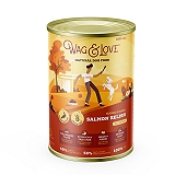 Wag & Love Grain Free Salmon Relish All Age & Breed Mango & Basil  - 800 gm