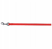 Trixie Classic Lead Small- 15 mm, Red