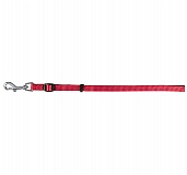 Trixie Classic Lead-Fully Adjustable Large - 25 mm, Red