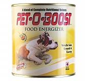 Pet-O-Boost Dog Energy Supplement 250 gram
