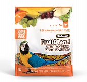 ZuPreem Fruit Blend Premium Food For Large Bird - 1.59 Kg