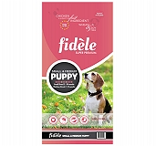Fidele Small & Medium Breed Puppy Food - 4 kg