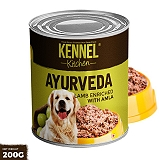 Kennel Kitchen Lamb Enriched With Amla - 200 gm ( Pack Of 5 )