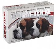 Wormtek XL Dewormer For Dog- 12 Tablets
