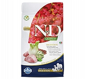 Farmina N&D Dry Dog Food Grain Free Quinoa Weight Management Adult - 800 gm