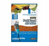 ZuPreem Fruit Blend For small Parrots- 907 gm
