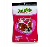 JerHigh Salami Dog Treat - 100 gm