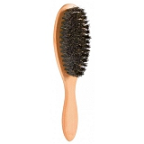 Trixie Brush with Natural Bristles - 21 cm