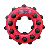 Kong Dotz Cirle Dog Toy - Large