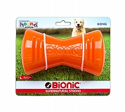Outward Hound Bionic Opaque Bone Orange - Large