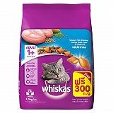 Whiskas Cat Food Pocket Ocean Fish 3 Kg