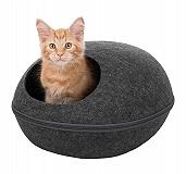 Trixie Liva Cuddly Cave Cat Bed (LxBxH- 41x48x25 cm)