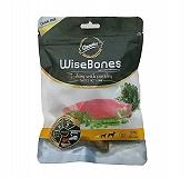 Gnawlers WiseBones Turkey with Parsley Dog Treat Small - 200 gm